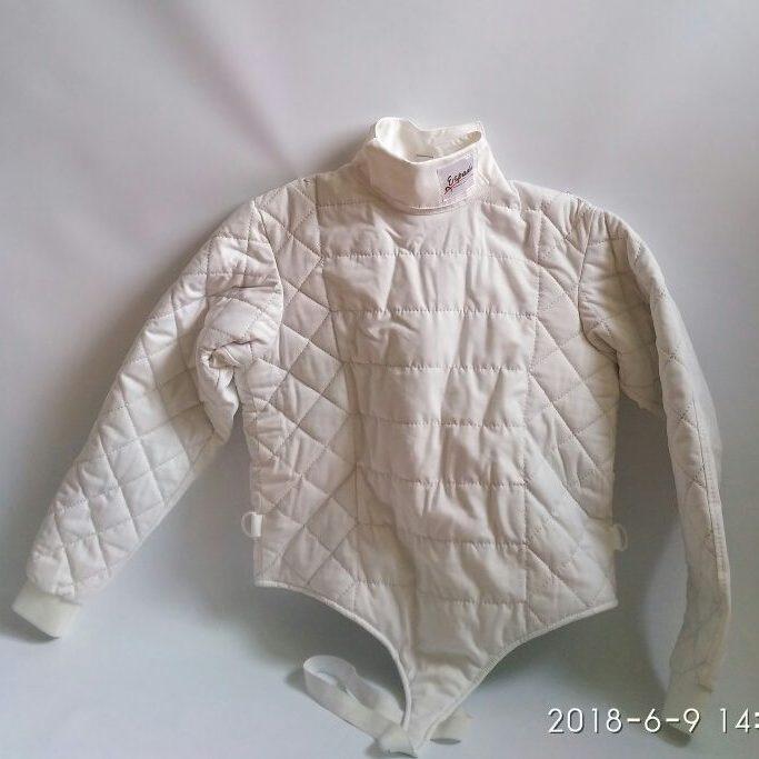 Куртка для фехтования хб Espada