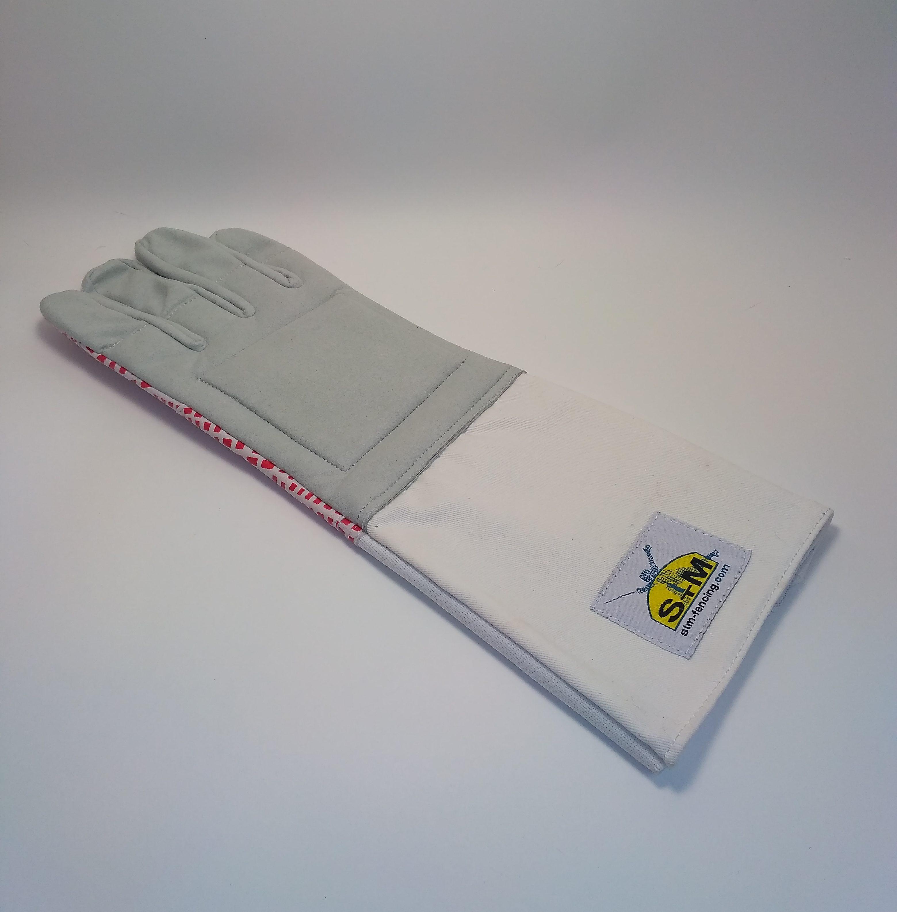 Перчатка СТМ с нескользящим покрытием 1