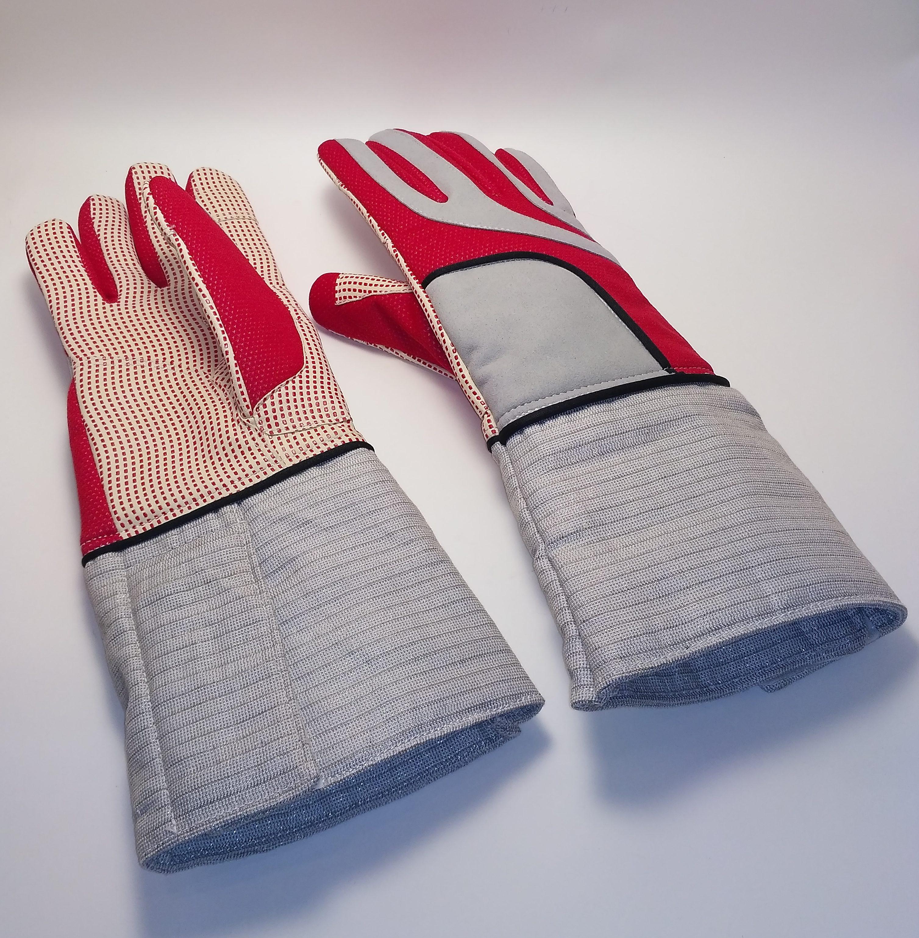 Перчатка с нескользящим покрытием Сабля_AME-06
