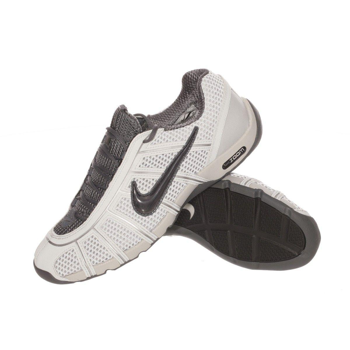 Обувь фехтовальная NIKE Air Zoom Fencer MTLC PLATINUM 002