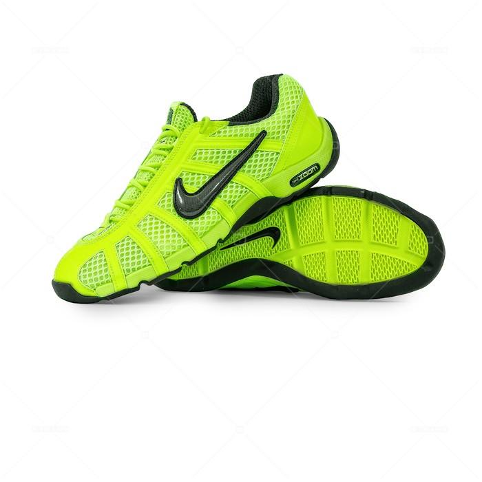 Обувь фехтовальная NIKE Air Zoom Fencer VOLT SEQUOIA 700