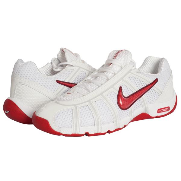 Обувь фехтовальная NIKE Air Zoom Fencer WHITESPORT RED-LT GRAPHITE 160