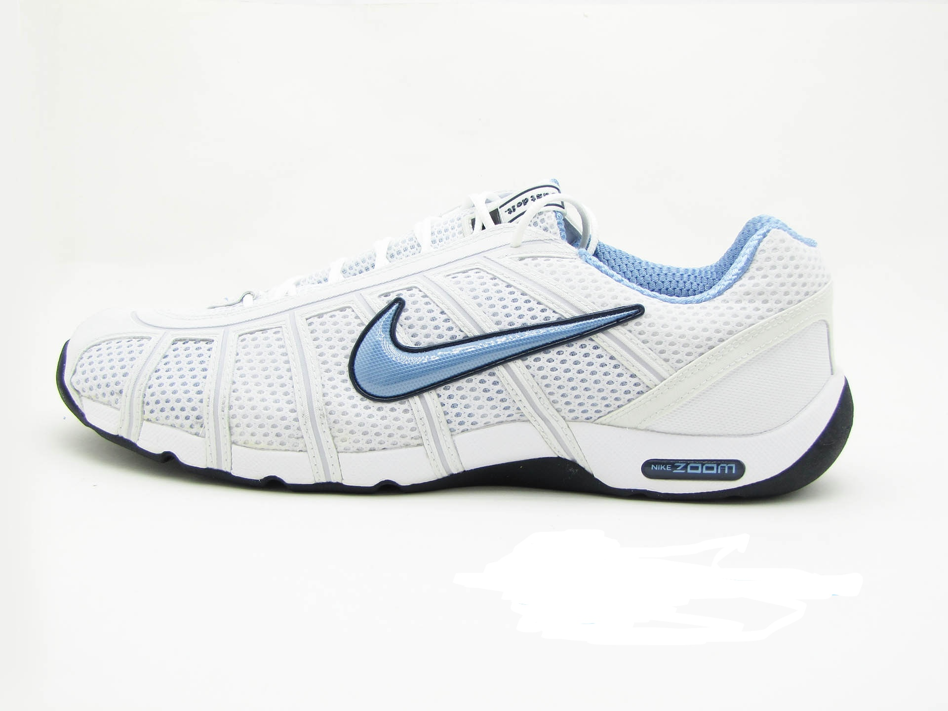 InkedОбувь фехтовальная NIKE Air Zoom Fencer WHITELIGHT BLUE OBSIDIAN 144